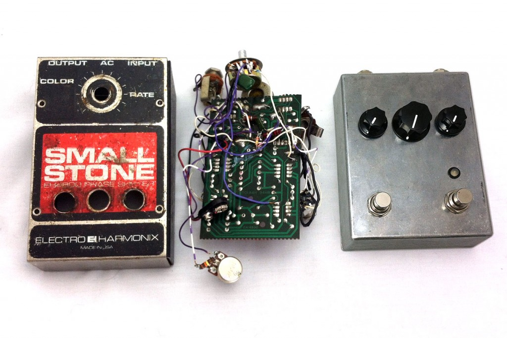 Vintage Small Stone Rehousing The Pedal Custom Shop