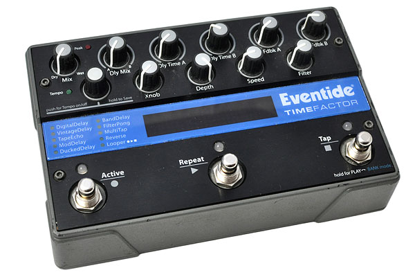 Eventide Time Factor switch upgrade