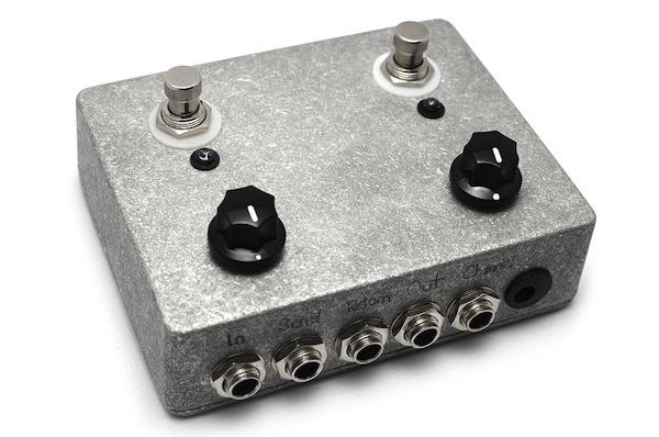Custom Switch, Loop, Scalpel