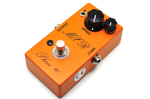 MXR Phase 90 Script Reissue modified