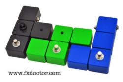 Tetris Pedal